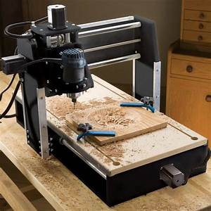 CNC Shark Routing System, with New 7 0 Software Rockler