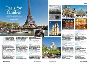 Tourism Flyer Template French Travel Brochure August 2016 Issue Of France