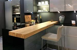 Cuisine Plan De Travail Bois : cuisine flip design boisflip design bois ~ Dailycaller-alerts.com Idées de Décoration