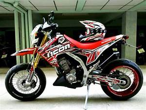 Custom Honda Crf250l  Custom  Wiring Diagram