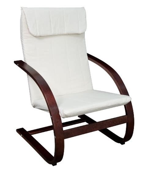 corliving lcq 827 c aquios bentwood armchair warm brown