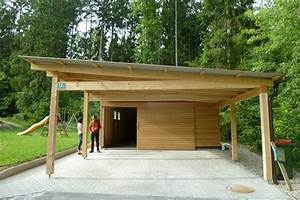 Holz Carport Preise : carport holz mit abstellraum ~ Indierocktalk.com Haus und Dekorationen