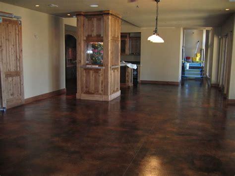 Interior Concrete Floors how to     Interior Flooring