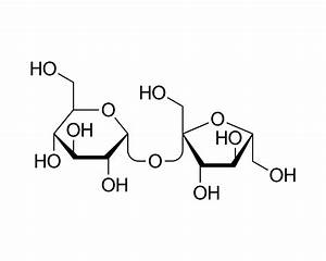What Is The Chemical Formula Of Sugar