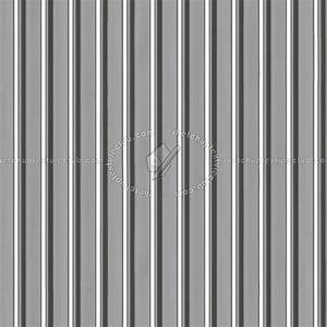 Aluminiun corrugated metal texture seamless 09972