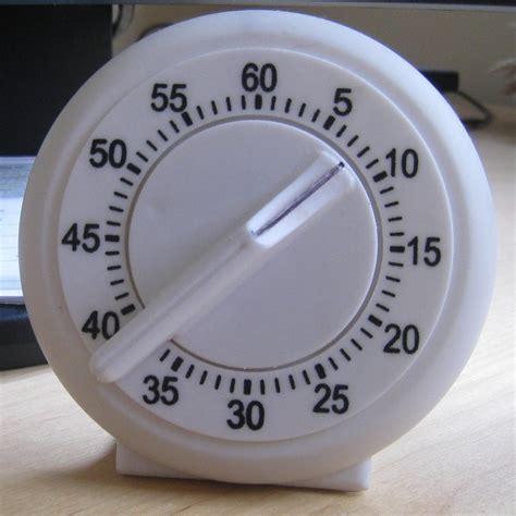 timer cuisine kitchen timer power