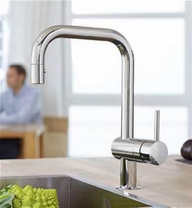 Wasserhahn Küche Kaufen : grohe die richtige k chenarmatur w hlen designtrends ~ Buech-reservation.com Haus und Dekorationen