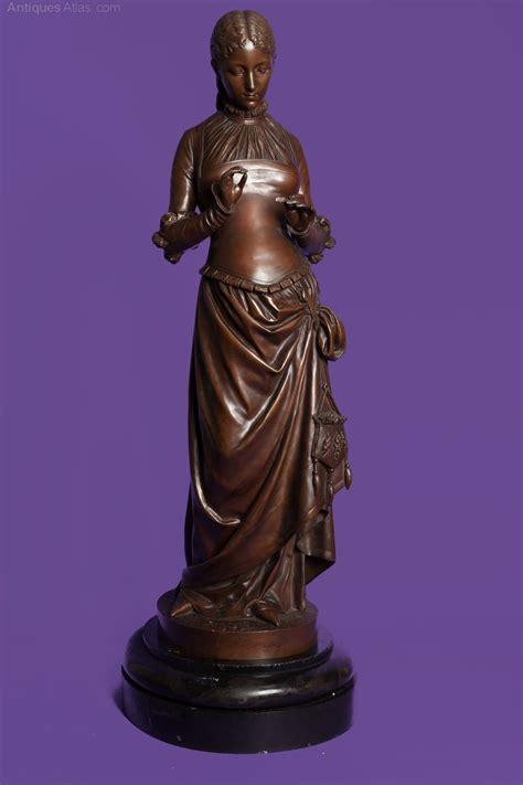 Antiques Atlas - Bronze Sculpture