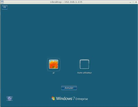 connexion bureau à distance windows xp transformez votre raspberry pi en client léger avec