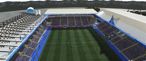 PES 2019 Hillsborough Stadium (Sheffield) by Orsest - PES ...