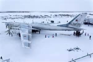 Russian Bear Aircraft Bomber
