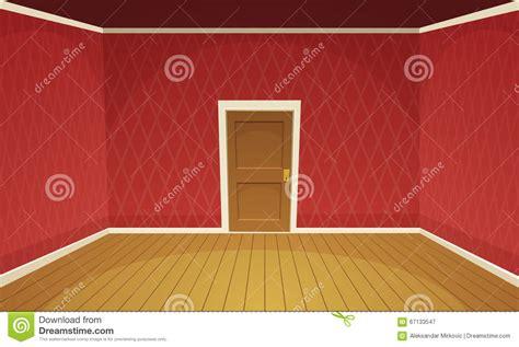 empty room stock vector illustration  illustration