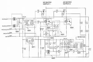 Delta Series 6201 Switch Schematic