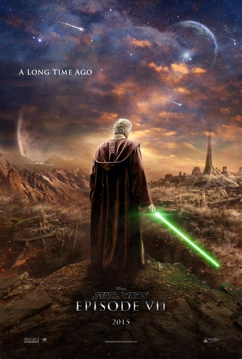 10 Coolest Star Wars Episode 7 Posters Edmdroid