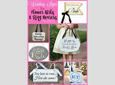 Wedding Signs For Flower Girls & Ring Bearers To Carry A