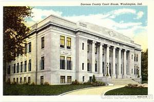 Daviess County Court House Washington, IN
