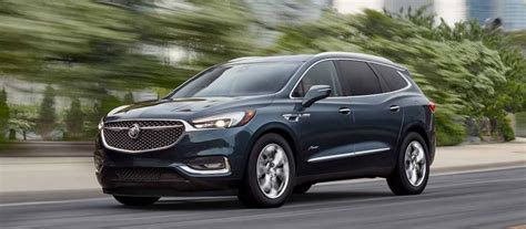 Buick Enclave Colors by 2018 Buick Enclave Color Options Watseka Buick