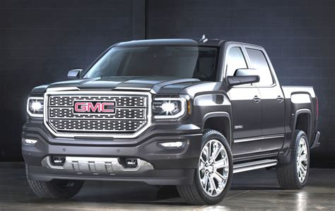 Chevrolet, Gmc Tweaking The Exteriors Of 2016 Silverado