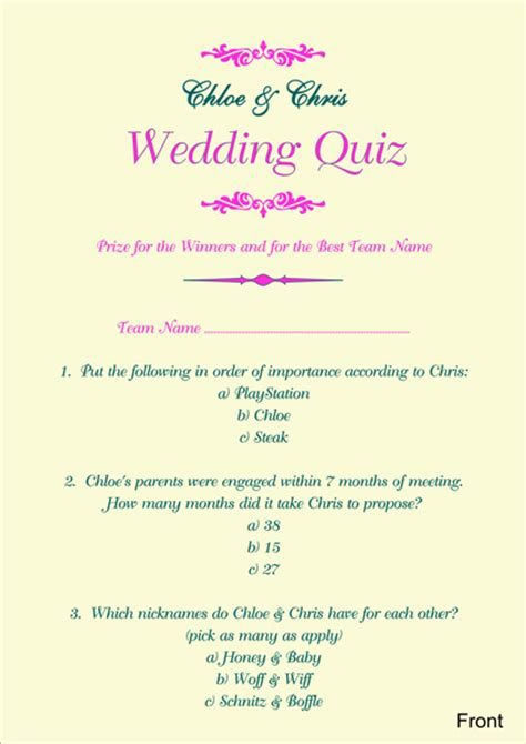 wedding quizzes choice image wedding dress decoration and refrence