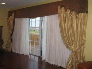 doors windows drapes for sliding glass doors grommet