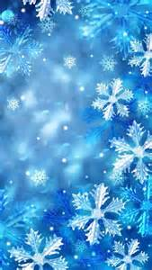 Pretty Snowflake Winter Backgrounds