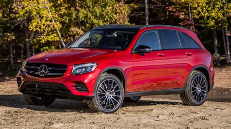 mercedes benz glc class amg styling  wallpapers