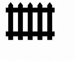Clipart - fence