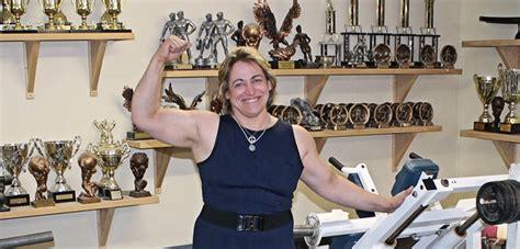 Karen Campbell Powerlifting Grandma