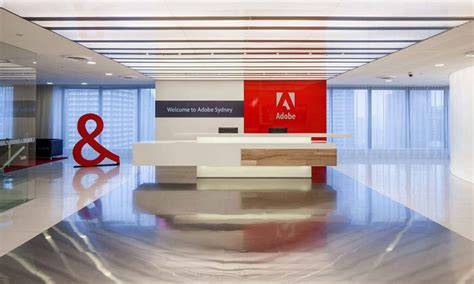A Tour of Adobe's Beautiful Sydney Headquarters - Officelovin