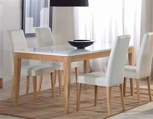 Table Style Scandinave : 56 best meubles de style scandinave images on pinterest meuble de style couleurs et meuble ~ Teatrodelosmanantiales.com Idées de Décoration