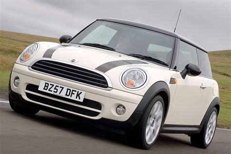 mini cooper     date beat  road tax rise