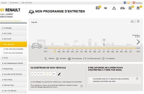 carnet entretien renault megane 4 carnet entretien clio 4 tce 90 sur les voitures