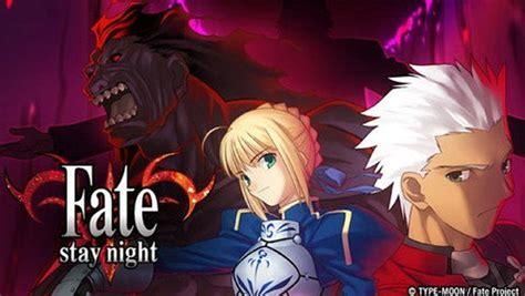 Horror Anime Hulu Fate Stay Anime Begins Hulu Distribution Run