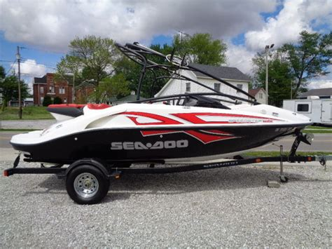 Sea Doo Jet Boat Hull by Sea Doo Speedster 430 Jet Boat 2008 For Sale For