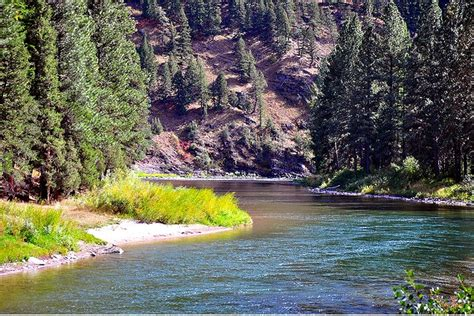 Blackfoot River Rafting And Fly Fishing Trips