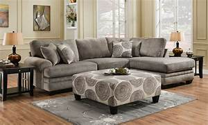 FhF Catalog Groovy Stationary Sectional