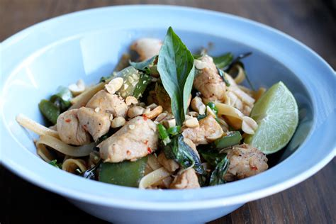 thai noodle recipe thai drunken noodles simple comfort food recipes that are simple and delicious