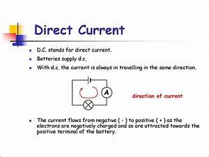 Direct  U0026 Alternating Current