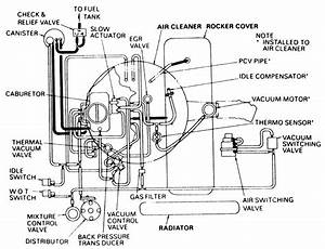 1993 Isuzu Rodeo Vacuum Hose Diagram In Addition  1993  Free Engine Image For User Manual Download