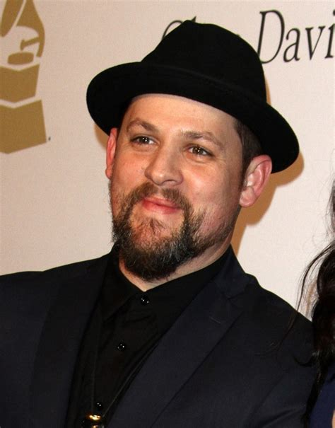 joel madden picture   pre grammy gala  salute