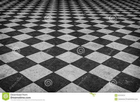 Carrelage Marbre Blanc Et Noir by Black And White Checkered Marble Floor Stock Photo Image