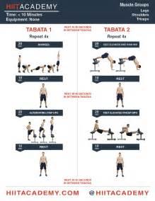Tabata HIIT Workout