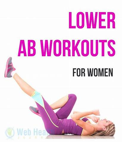 Lower Ab Workouts Abs Workout Bed Weights