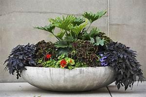 Comment Disposer Des Pots Sur Une Terrasse : comment d corer sa terrasse avec des pots de jardin design ~ Melissatoandfro.com Idées de Décoration