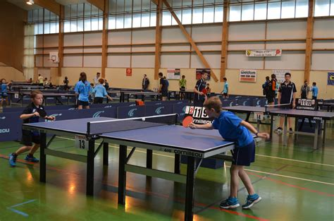 questembert tennis de table plus de 400 participants au