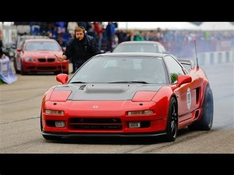 honda nsx twin turbo  porsche  turbo  youtube