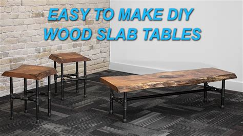 how to make a live edge table how to make a live edge wood slab coffee table with epoxy