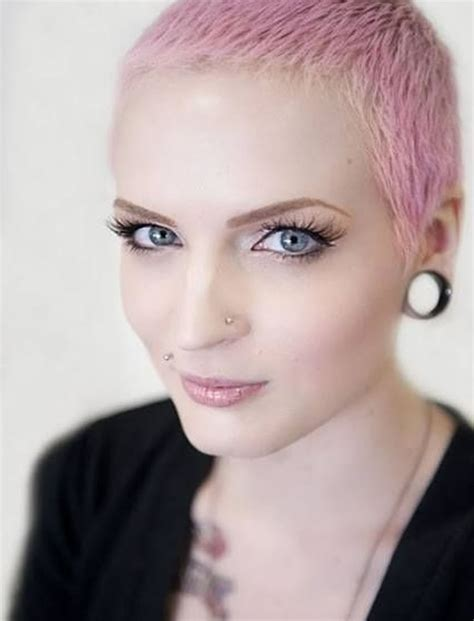 Trend Pixie Haircuts for Thick Hair 2018 2019 : 28