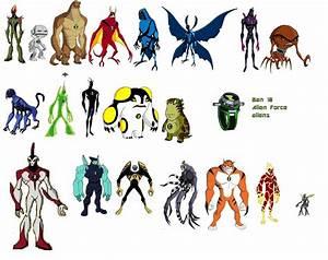 alien force aliens