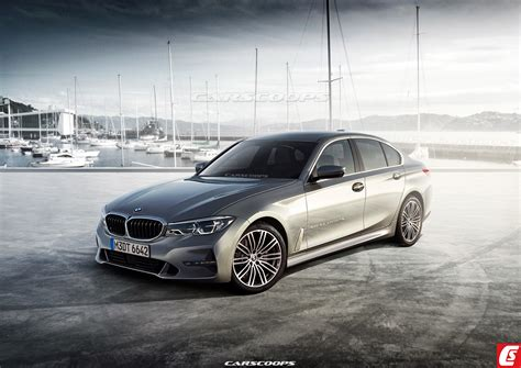 2019 Bmw 3series This Is What We Think The New G20 Will